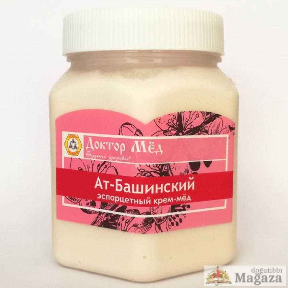 Kırgızistan At-Başı Bölgesi Krem Beyaz Bal 600 Gr